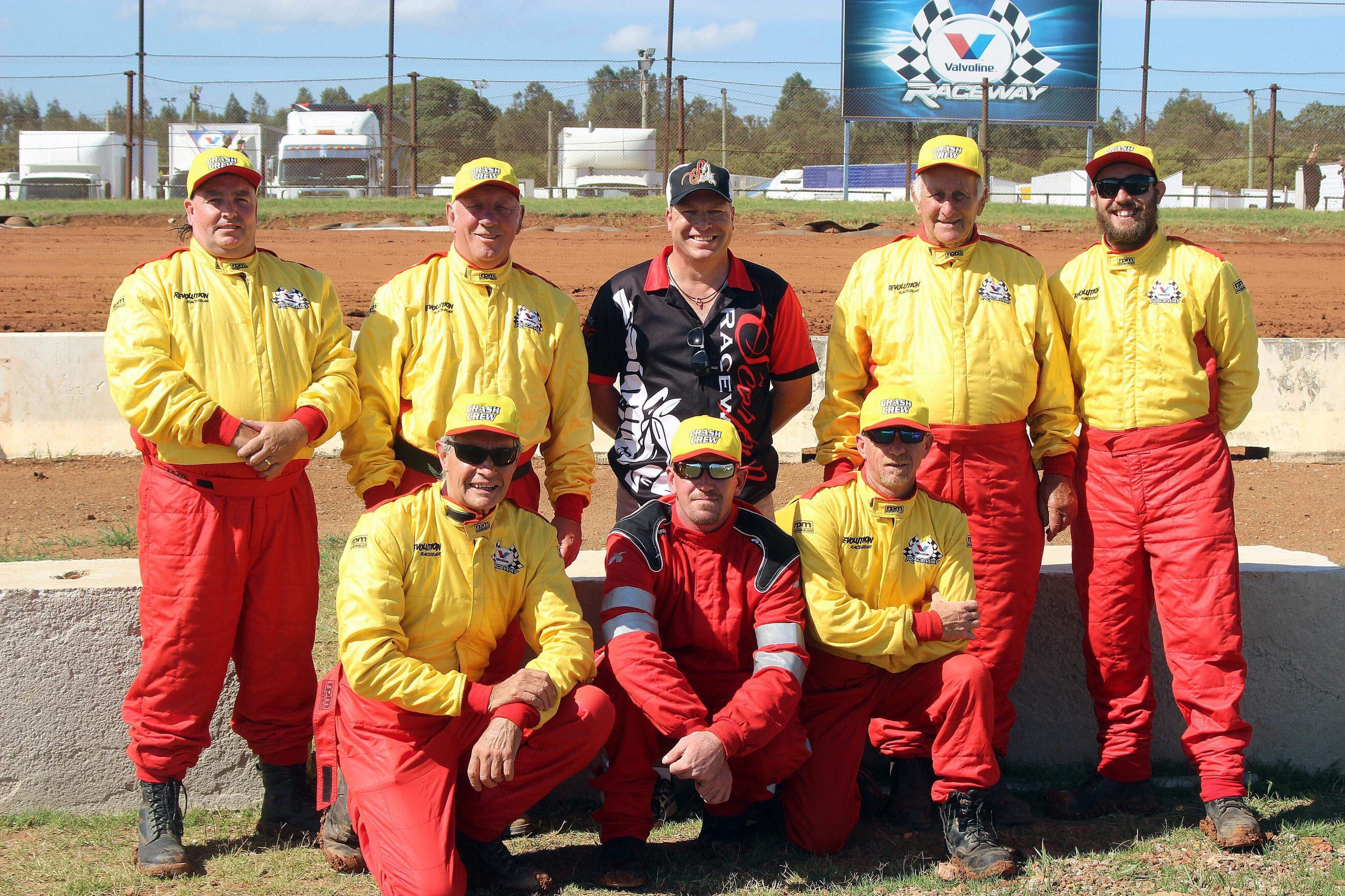 Valvoline Raceway Crash Crew